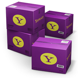 Yahoo Shipping Icon 256x256 png