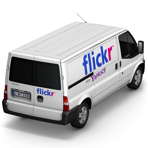 Flickr Back Icon 512x512 png
