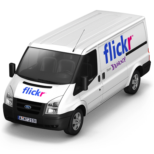 Flickr Front Icon 512x512 png