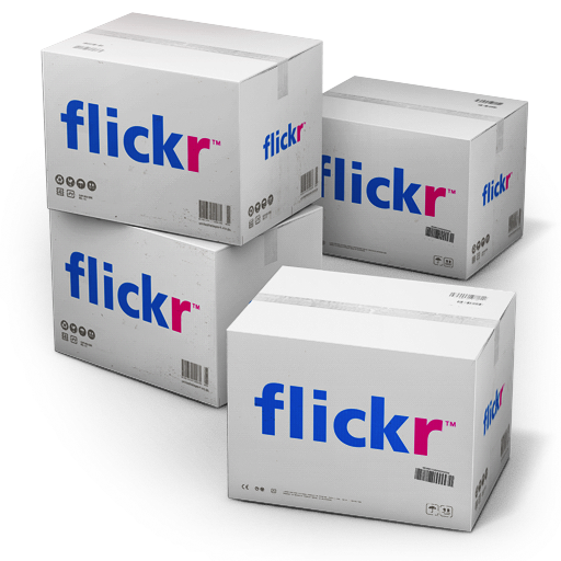 Flickr Shipping Icon 512x512 png
