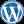 WordPress Pen Icon 24x24 png