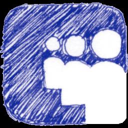 MySpace Pen Icon 256x256 png
