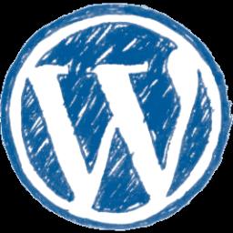 WordPress Pen Icon 256x256 png