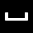 Myspace White Icon
