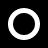 Orkut White Icon