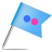 Flickr 3 Icon 48x48 png