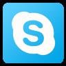 Skype Icon 96x96 png
