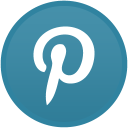 Pinterest Light Icon 256x256 png