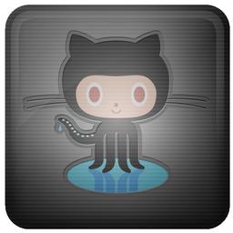 GitHub Icon 256x256 png