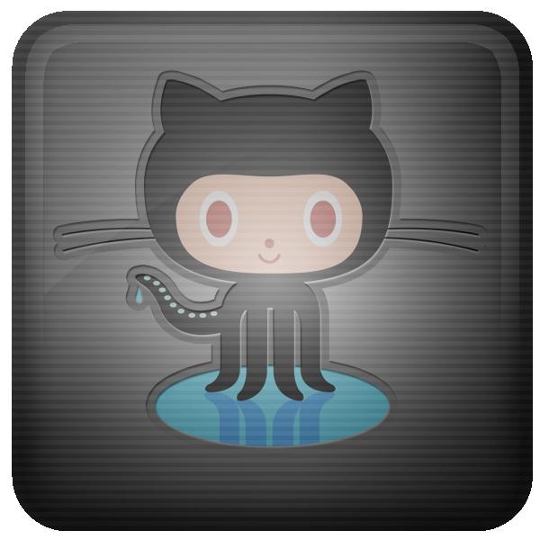 GitHub Icon 600x600 png