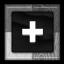 Grey Google Plus Icon 64x64 png