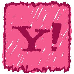 Yahoo Icon Handmade Social Icons 2013 Softicons Com