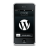 WordPress Black Icon
