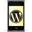 iPhone WordPress Icon 64x64 png