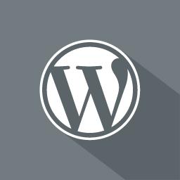 WordPress Icon 256x256 png