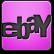 Pink eBay Icon