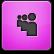 Pink Myspace Icon
