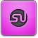 Pink StumbleUpon Icon