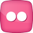 Flickr 2 Icon 48x48 png
