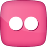 Flickr 2 Icon 96x96 png