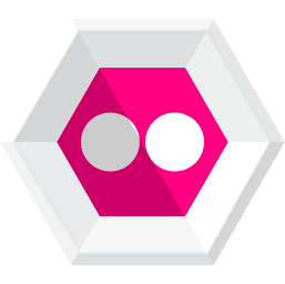 Flickr Icon 257x256 png