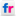 Flickr 2 Icon 16x16 png