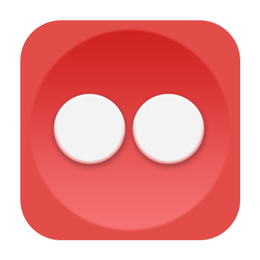 Flickr Icon 512x512 png