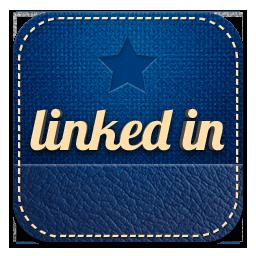 LinkedIn Icon 256x256 png