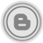 Blog Grey Icon 48x48 png