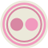Flickr Pink Icon 48x48 png