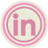 LinkedIn Pink Icon 48x48 png