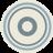 Orkut Blue Icon 48x48 png