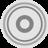 Orkut Grey Icon