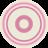 Orkut Pink Icon 48x48 png