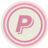 PayPal Pink Icon 48x48 png