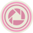 Picasa Pink Icon 48x48 png
