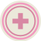AddThis Pink Icon