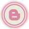 Blog Pink Icon 60x60 png