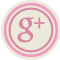 Google Plus Pink Icon