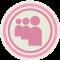 Myspace Pink Icon