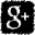Google Plus Black Icon 32x32 png