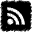 RSS Black Icon 32x32 png