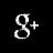 Google Plus Round Black Icon 48x48 png