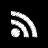 RSS Black Icon 48x48 png