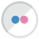 Flickr Icon 56x56 png