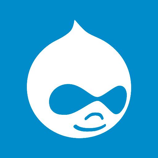 Drupal Icon 512x512 png