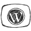 Bw WordPress Icon 64x64 png