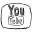 Bw YouTube Icon 64x64 png