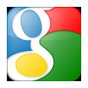 Social Google Box Icon