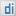 Social Digg Box White Icon 16x16 png